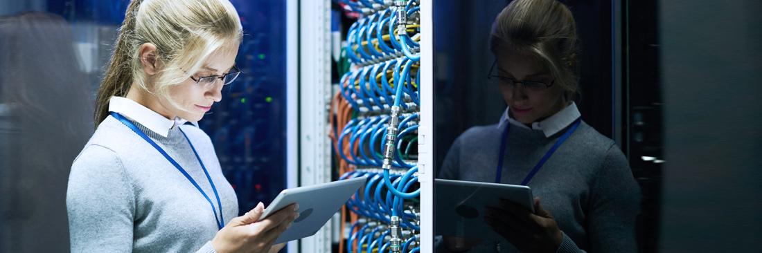 Leistungsfähige Netzwerke für Ihren Geschäftserfolg